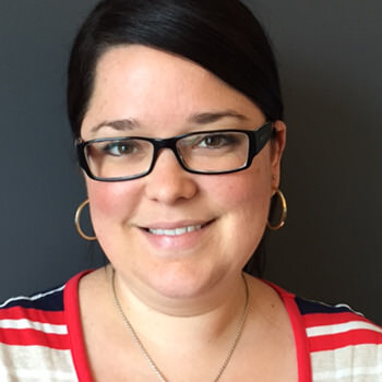 Audrey-Ann, Secrétaire Administrative